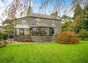 Thumbnail 4 bed detached house for sale in Llwyn Bleddyn, Llanllechid, Bangor, Gwynedd
