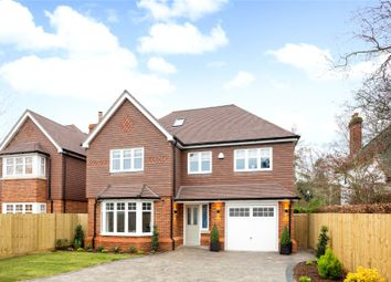 Thumbnail 5 bedroom detached house for sale in Switchback Road North, Maidenhead, Berkshire