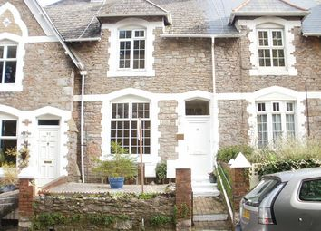 Thumbnail 1 bed flat to rent in Ilsham Road, Torquay, Devon
