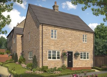 Thumbnail 3 bed detached house for sale in The Chacombe, Hanwell View, Southam Road, Banbury