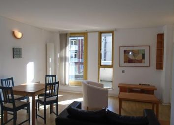 Thumbnail 1 bedroom flat to rent in West Parkside, Greenwich