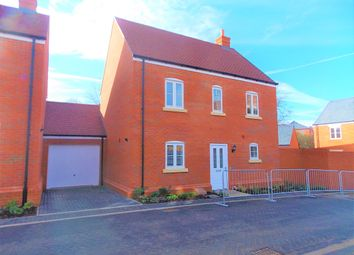 Thumbnail 3 bed link-detached house to rent in Kempt Lane, Maida, Aldershot