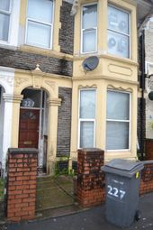 Thumbnail 7 bedroom terraced house to rent in 227, Mackintosh Place, Roath, Cardiff, South Wales