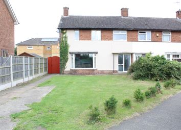 Thumbnail 3 bedroom semi-detached house for sale in Vessey Close, New Balderton, Newark