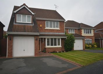 Thumbnail 4 bed detached house for sale in Ben Nevis Drive, Ledsham Park
