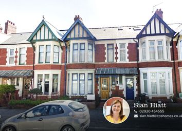 3 bed terraced house for sale in Courtenay Road, Splott, Cardiff CF24