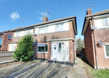 Thumbnail 1 bed flat for sale in Flemming Crescent, Leigh-On-Sea, Essex