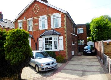 Thumbnail 3 bed semi-detached house for sale in Leatherhead Road, Malden Rushett