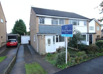 Thumbnail 3 bedroom semi-detached house to rent in Low Shops Lane, Rothwell, Leeds