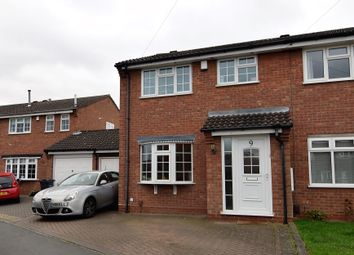 Thumbnail 3 bed semi-detached house for sale in The Moor, Sutton Coldfield
