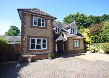 Thumbnail 4 bed detached house to rent in North Street, Pennington, Lymington
