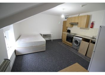 Thumbnail Studio to rent in West Luton Place, Adamsdown, Cardiff