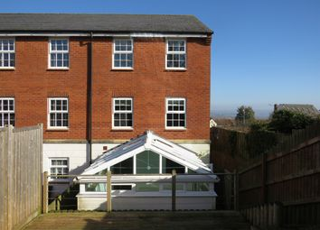 Thumbnail 3 bed end terrace house for sale in The Buntings, Exminster, Exeter