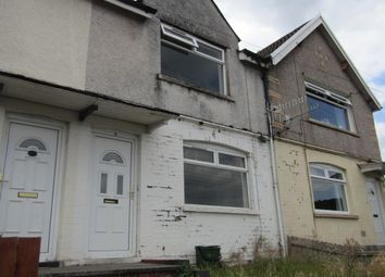 Thumbnail 3 bed terraced house to rent in Beech Terrace, Aberdare