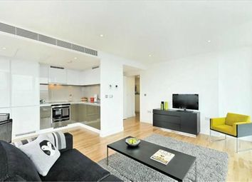Thumbnail 2 bed flat to rent in Landmark Tower, 24 Marsh Wall, London