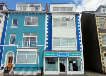 Thumbnail 2 bed flat for sale in Bodfor Terrace, Aberdovey, Gwynedd