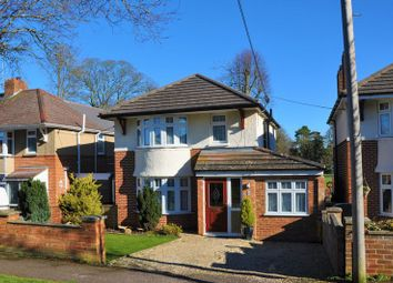 Thumbnail 4 bed detached house for sale in St. Hubert Road, Andover