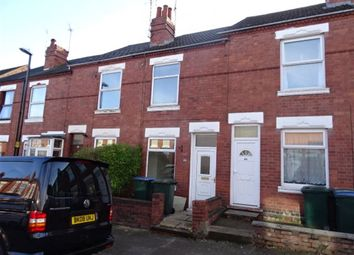 Thumbnail 2 bed terraced house to rent in Westwood Road, Earlsdon