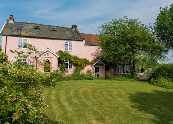 Thumbnail 4 bed country house for sale in Smallridge, Axminster