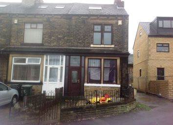 Thumbnail 4 bed end terrace house to rent in Intake Road, Bradford
