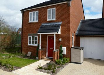 Thumbnail 4 bed detached house for sale in Rimini Road, Andover