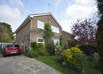 Thumbnail 4 bedroom detached house for sale in Sandford Way, Broadstone