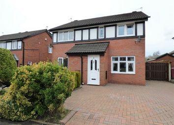 Thumbnail 2 bed semi-detached house for sale in Belgrave Close, Blackburn, Lancashire