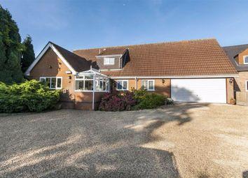 4 bed detached bungalow for sale in Peveril Close, Riddings, Alfreton DE55