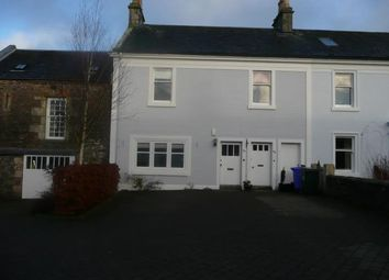 Thumbnail 3 bed terraced house to rent in Main Street, Dunlop, Kilmarnock