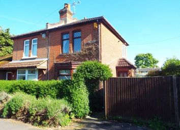Thumbnail 2 bed semi-detached house for sale in Lower Brownhill Road, Southampton