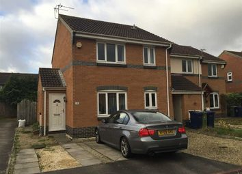 Thumbnail End terrace house to rent in Raleigh Close, Churchdown, Gloucester