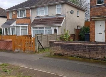 Thumbnail  Semi-detached house for sale in Greenaleigh Road, Birmingham, West Midlands