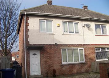 Thumbnail 3 bedroom semi-detached house to rent in Elgin Street, Jarrow