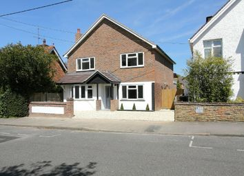 Thumbnail 4 bed detached house for sale in Anton Road, Andover