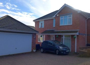 Thumbnail 4 bedroom detached house for sale in Christchurch Road, West Parley, Ferndown