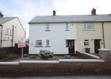 Thumbnail 2 bed end terrace house for sale in 9 Crakegarth, Dalston, Carlisle, Cumbria