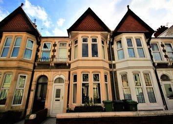 Thumbnail 3 bed terraced house for sale in Heathfield Road, Heath, Cardiff