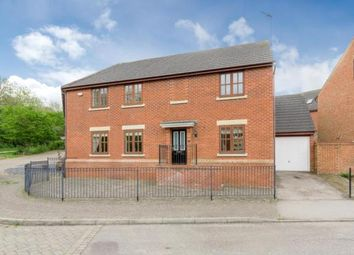 Thumbnail 4 bed semi-detached house for sale in Sorensen Court, Medbourne, Milton Keynes