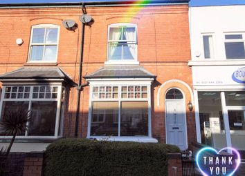3 bed terraced house for sale in Station Road, Kings Heath, Birmingham B14
