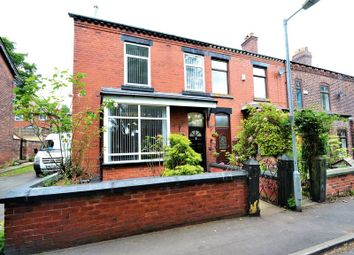 Thumbnail 4 bed terraced house for sale in Station Road, Kearsley, Bolton