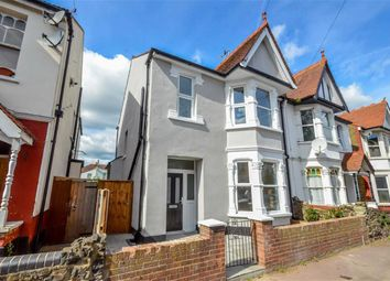 Thumbnail 3 bed terraced house for sale in Beedell Avenue, Westcliff-On-Sea, Essex