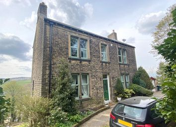 Thumbnail 4 bed detached house for sale in Halifax Road, Keighley
