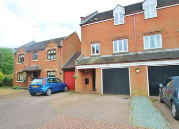 Thumbnail 4 bed semi-detached house for sale in Fishers Field, Buckingham