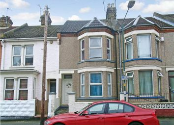 Thumbnail 4 bed terraced house for sale in Balmoral Road, Gillingham, Kent
