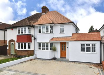 Thumbnail 4 bed semi-detached house for sale in Dartmouth Road, Hayes, Bromley