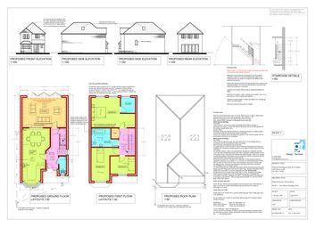 Thumbnail 3 bed detached house for sale in Monks Dyke Road, Louth