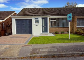 Thumbnail 2 bed bungalow for sale in Thorndale Close, Chatham