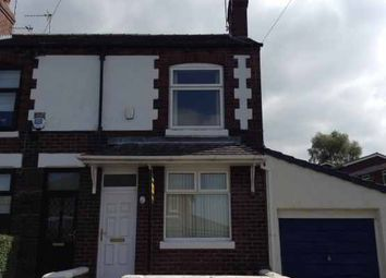 Thumbnail 2 bed terraced house for sale in Lamb Street, Kidsgrove, Staffordshire