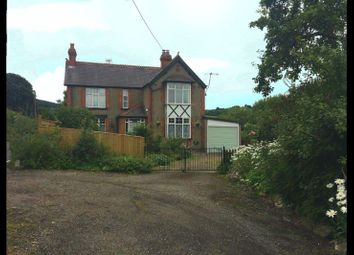 Thumbnail 2 bed semi-detached house for sale in Glanrafon, Corwen
