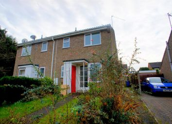 Thumbnail 1 bed end terrace house to rent in Rye Close, Oakwood, Derby
